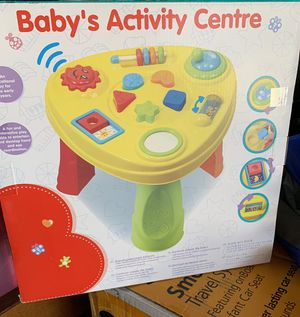 Baby activity centre toy for Sale in Catonsville, MD