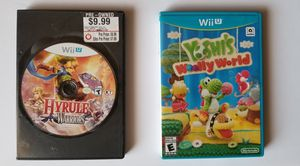 Wii U game bundle for Sale in Gilbert, AZ