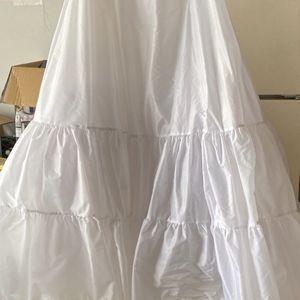 White Under Wedding Dress Slip for Sale in Lemon Grove, CA