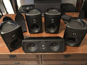 Definitive Technology Top of the Line Surround Speakers for Sale in Phoenix, AZ