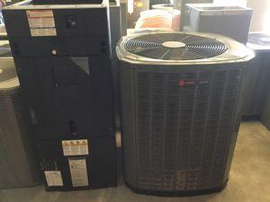 4 Ton Trane HP split system 410A (2017 Hyperion AH, 2018 condenser) for Sale in Pinellas Park, FL