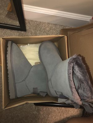 UGG Australia Classic Bailey Bow for Sale in Durham, NC