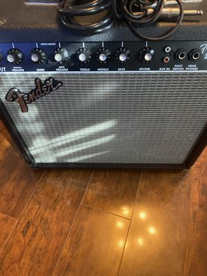 Fender Guitar Amp for Sale in West Haven, CT