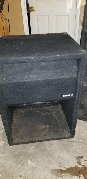 4 set of Genisis dj speakers for Sale in Los Angeles, CA
