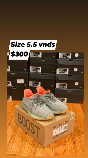 Yeezy 350 desert sage for Sale in Springfield, MA