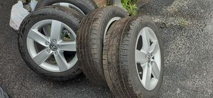 Set rims and tires Volkswagen for Sale in Bolingbrook, IL