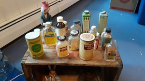 Antique medicine bottles for Sale in Wakefield, RI