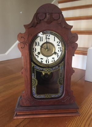 Antique clock for Sale in St. Louis, MO