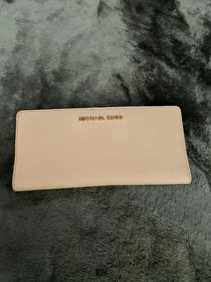 Michael Kors Wallet Blush Pink for Sale in Compton, CA