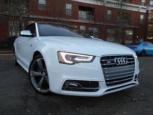 2015 Audi S5 for Sale in Arlington, VA