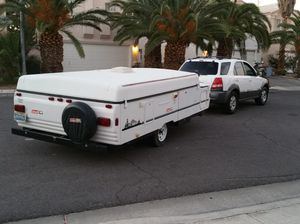 1999 COLEMAN NEVADA POP UP CAMPER-Ton of upgrades!!Reduced 7/22/19 for Sale in Las Vegas, NV