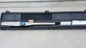 New Torque Wrench 0-350 ft-lbs for Sale in Salt Lake City, UT