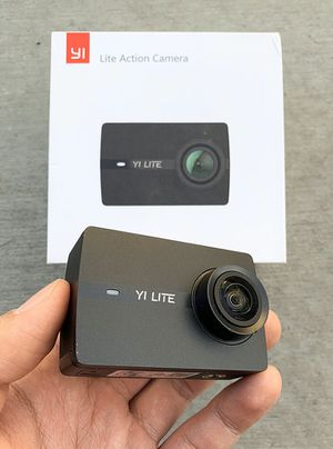 Brand new $45 YI Lite 4K Action and Sports Camera, 4K/20fps Video 12MP Raw Image with EIS, Live Stream for Sale in Santa Fe Springs, CA