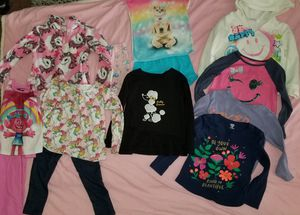 4T kids clothing lot 13 pieces for Sale in Los Angeles, CA