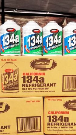 Freon r134a Refrigerant for Sale in Ontario,  CA