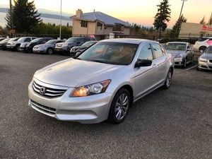 2012 Honda Accord EX-L for Sale in Federal Way, WA