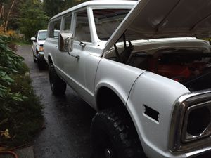 1971 Chevy suburban for Sale in Enumclaw, WA