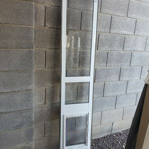Large Doggie Door From Petsmart for Sale in Phoenix, AZ