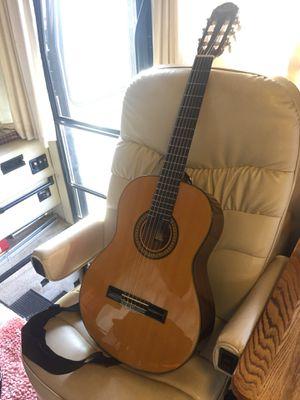 Guitar Oscar Schmidt nylon string acoustic for Sale in Lake Elsinore, CA