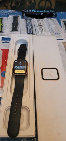 Apple watch 44mm series 4 LTE CELLULAR + GPS + WIFI for Sale in Phoenix,  AZ