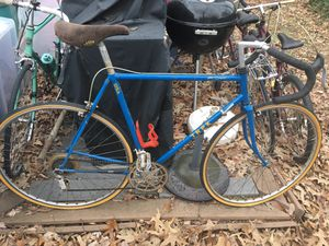 Nice TREK Road racing bike only $500 firm for Sale in Severn, MD