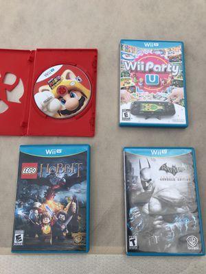 Wii U Games for Sale in San Antonio, TX