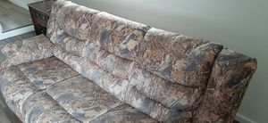 Ashley Furniture Camo Recliner Couch for Sale in Verona, PA