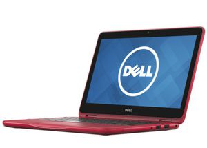 "Dell 11.6"" Inspiron 11 3000 Series Multi-Touch 2-in-1 Notebook (Red) for Sale in Anaheim, CA"