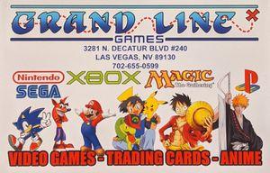 Grand Line Games - Retro Game Store! for Sale in Las Vegas, NV