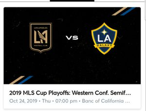 Semifinals supporter section tickets for Sale in Los Angeles, CA