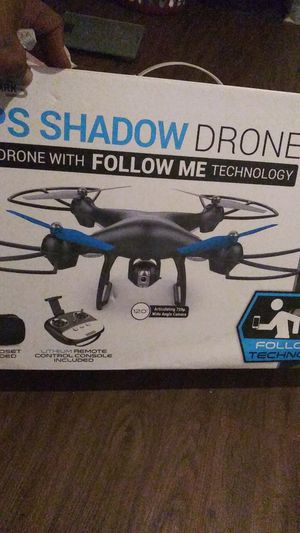 Promark GPS SHADOW DRONE WITH FOLLOW ME TECHNOLOGY for Sale in Houston, TX