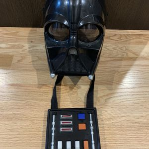 2004 Star Wars Darth Vader Talking Helmet with iconic sounds and phrases - Very cool for Sale in Beaverton, OR