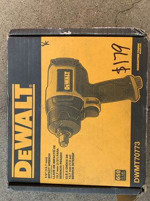 """1/2"""" impact wrench for Sale in Modesto, CA"""