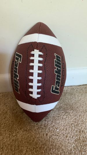 Football -Moving Out for Sale in Fairfax, VA