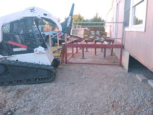 Bobcat work for Sale in Fort Worth, TX