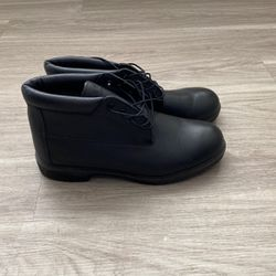 Timberland Black Chukka Boots Size 12 for Sale in King of Prussia,  PA