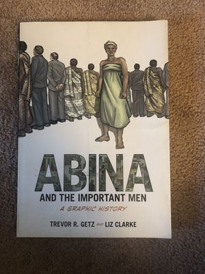 Abina and the important men for Sale in Woburn, MA