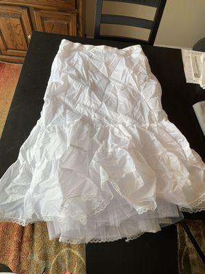 Wedding Dress Slip for Sale in Monroeville, PA