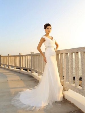 Wedding Gown -Size 4 for Sale in Norwalk, CA