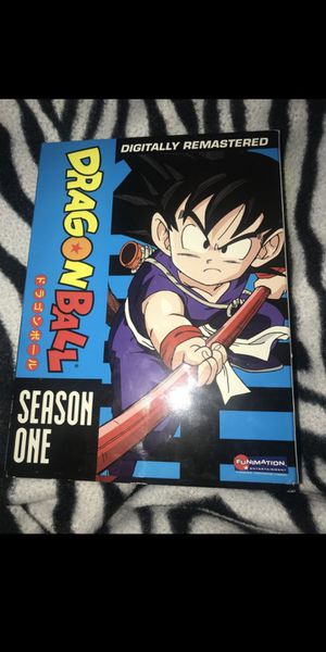 Dragon ball, dragon ball z and original naruto season one for Sale in Phoenix, AZ