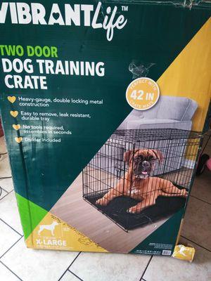 Jaula extra grande para mascotas completamente nueva $80 for Sale in McAllen, TX