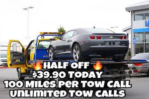 $19.90 Tow Membership call Today for Sale in San Francisco, CA