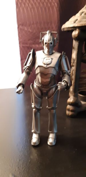 Rare cyberman toy from dr.who for Sale in Fort Lauderdale, FL