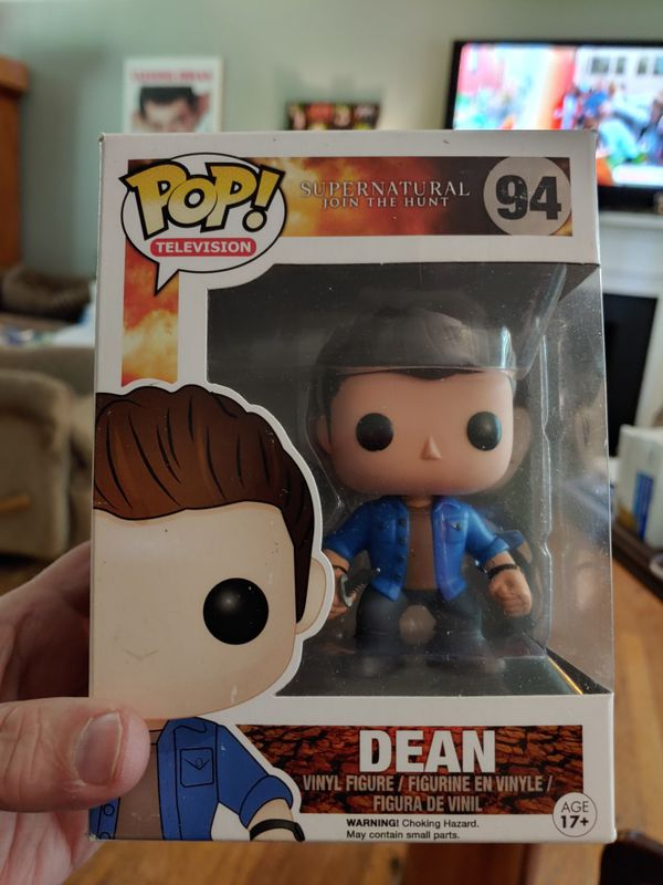 DEAN SUPERNATURAL POP