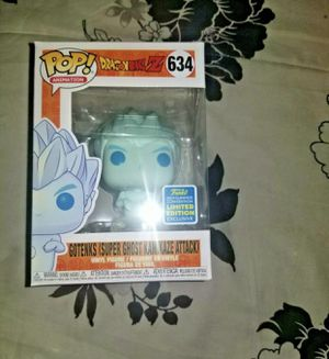 Funko Pop Dragonball Z Gotenks Super Ghost Kamikaze Attack 634 SDCC Exclusive for Sale in Clermont, FL