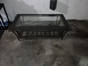 """Coffee table 50""""x28"""" /17""""H for Sale in Fresno, CA"""