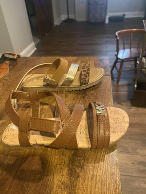 Michael kors sandals for Sale in Stickney, IL