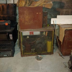 Old Furnace for Sale in Aberdeen, WA
