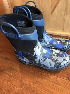 Western Chief kids rain boots size 2/3 for Sale in Vancouver, WA