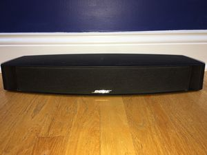 Bose VCS-10 Home Theater Center Channel Bookshelf Surround Sound Speaker for Sale in IL, US
